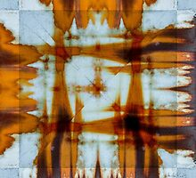 Corrosion Square by Michel Godts