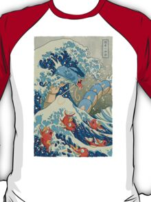 The Great Wave off Kanto T-Shirt