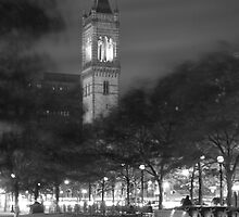 Old South Church by David Thibodeaux