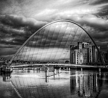 Millenium Bridge by Phil Scott