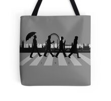221B Abbey Road (Version Two) Tote Bag