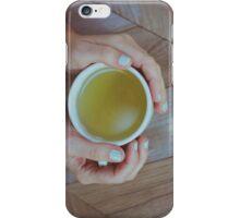 Mint Green Tea iPhone Case/Skin