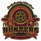 International Brotherhood of Hunters by frauholle
