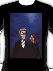 Doctor Who - Dark Clouds T-Shirt