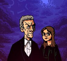 Doctor Who - Dark Clouds by jogr