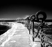 Chains & Posts by Naomi Frost