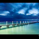 North Narrabeen Pool by Brent Pearson