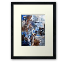 Making Sense Of It All Framed Print