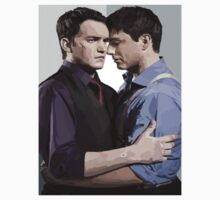 Ianto and Jack by Shannon Donahue