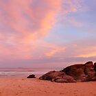 Day's End, Redhead Beach, Newcastle, New South Wales, Australia by Michael Boniwell