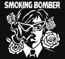 Tuxedo Mask Smoking Bomber by tinink