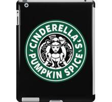 Cinderella's Pumpkin Spice iPad Case/Skin