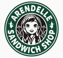 Arendelle Sandwich Shop Kids Clothes