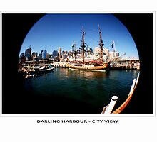 darling harbour sydney by SLONG