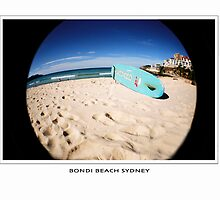 bondi beach sydney by SLONG
