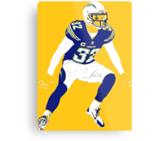 Eric Weddle Metal Print