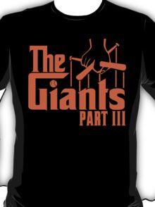 The GIANTS Part III T-Shirt