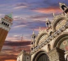 Venice - Italy by Claudia Reitmeier