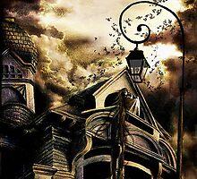 Dark Fairytale Before Sleep by Marcela Bolívar