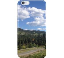 Mountain trail iPhone Case/Skin