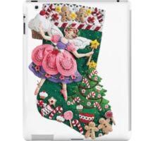 Sugarplum Fairies Really Do Exist! iPad Case/Skin