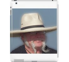 All Hat, No Cattle...... iPad Case/Skin