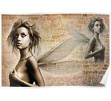 Urban Angel Poster