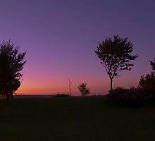 Sunset in Halifax by kenmo