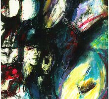 Woman's Odyssey  by Anthea  Slade