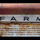 Farm Tractor by jenndes