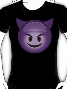 Evil Purple T-Shirt