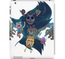 Steampunk Adventure Time iPad Case/Skin