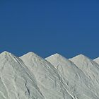 Salt mountains by Janone