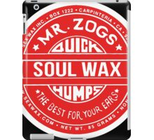 Soulwax. Red edition. iPad Case/Skin