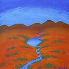 RIVER OF HOPE (OUTBACK AUSTRALIA) by Rose Langford