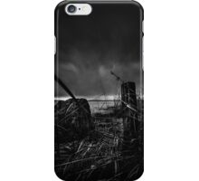 On the wrong side of the lake 14 iPhone Case/Skin