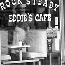 Rock Steady Eddie's Cafe by Danielle  La Valle