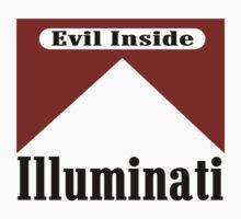 Illuminati - Evil Inside by IlluminNation