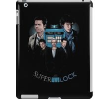 SuperWhoLock iPad Case/Skin