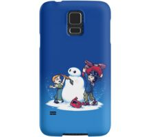 Do you wanna build a Snow max? Samsung Galaxy Case/Skin