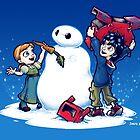 Do you wanna build a Snow max? by Nathan Davis