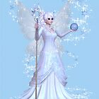 Winter Fairy by LoneAngel