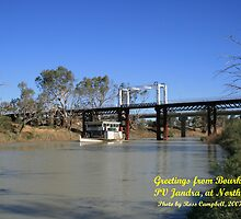 PV Jandra at North Bourke. by Ross Campbell