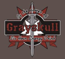 Grayskull Energy Drink (recolor) T-Shirt