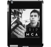 R.I.P. MCA iPad Case/Skin