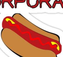 Sausage Inna Bun Sticker