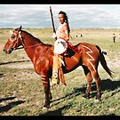 Native American by Tim Gourley