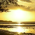 Sunset in Gili Air by Halcyon