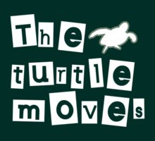 The Turtle Moves by PaulRoberts