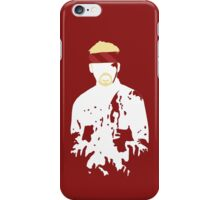 Don't Use the 'Z' Word iPhone Case/Skin